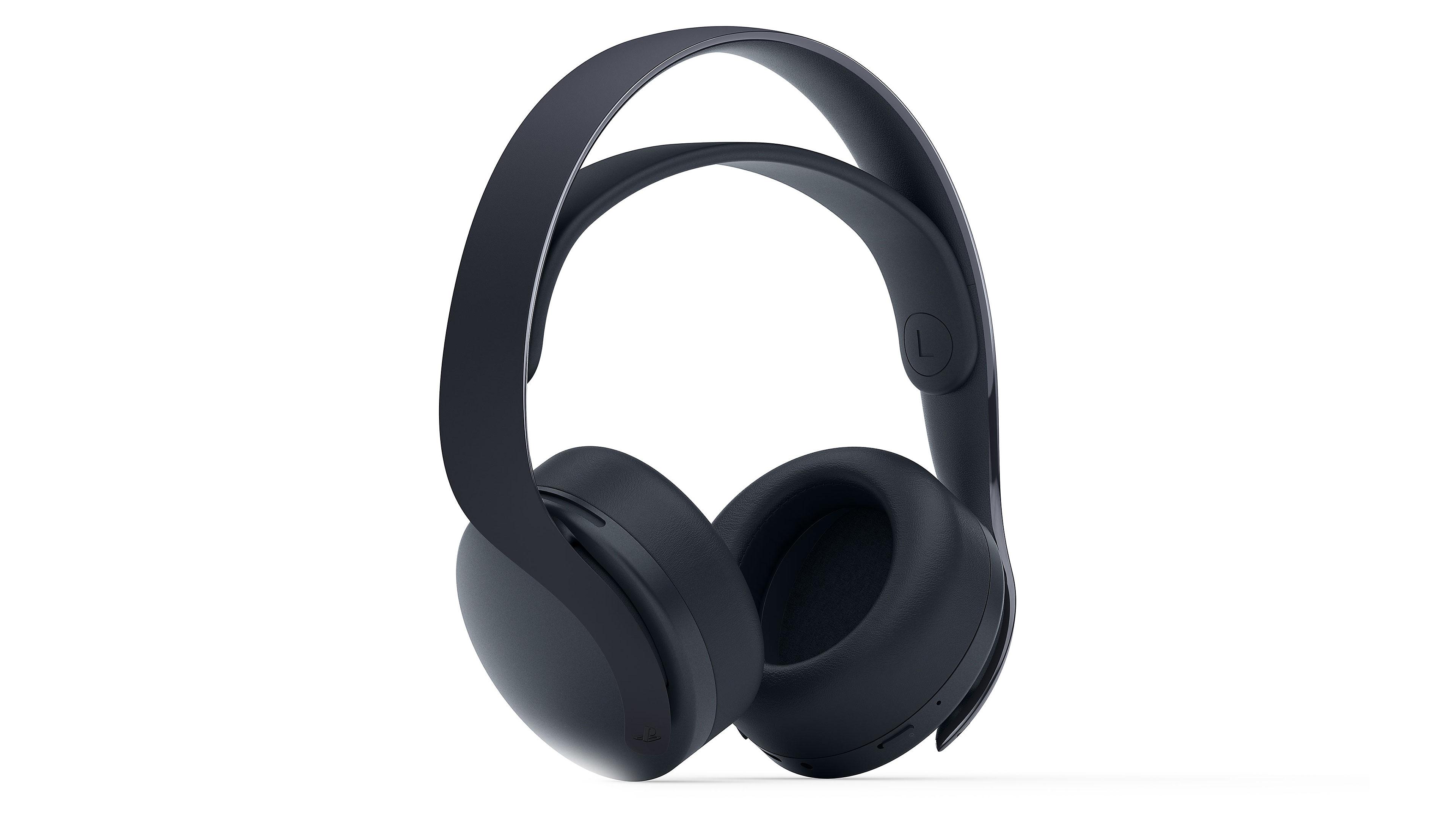 PULSE 3D Midnight Black wireless headset