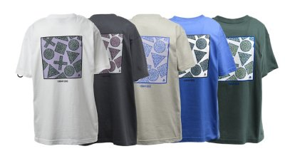 90'sテイスト バックプリントTシャツ / PlayStation画像2
