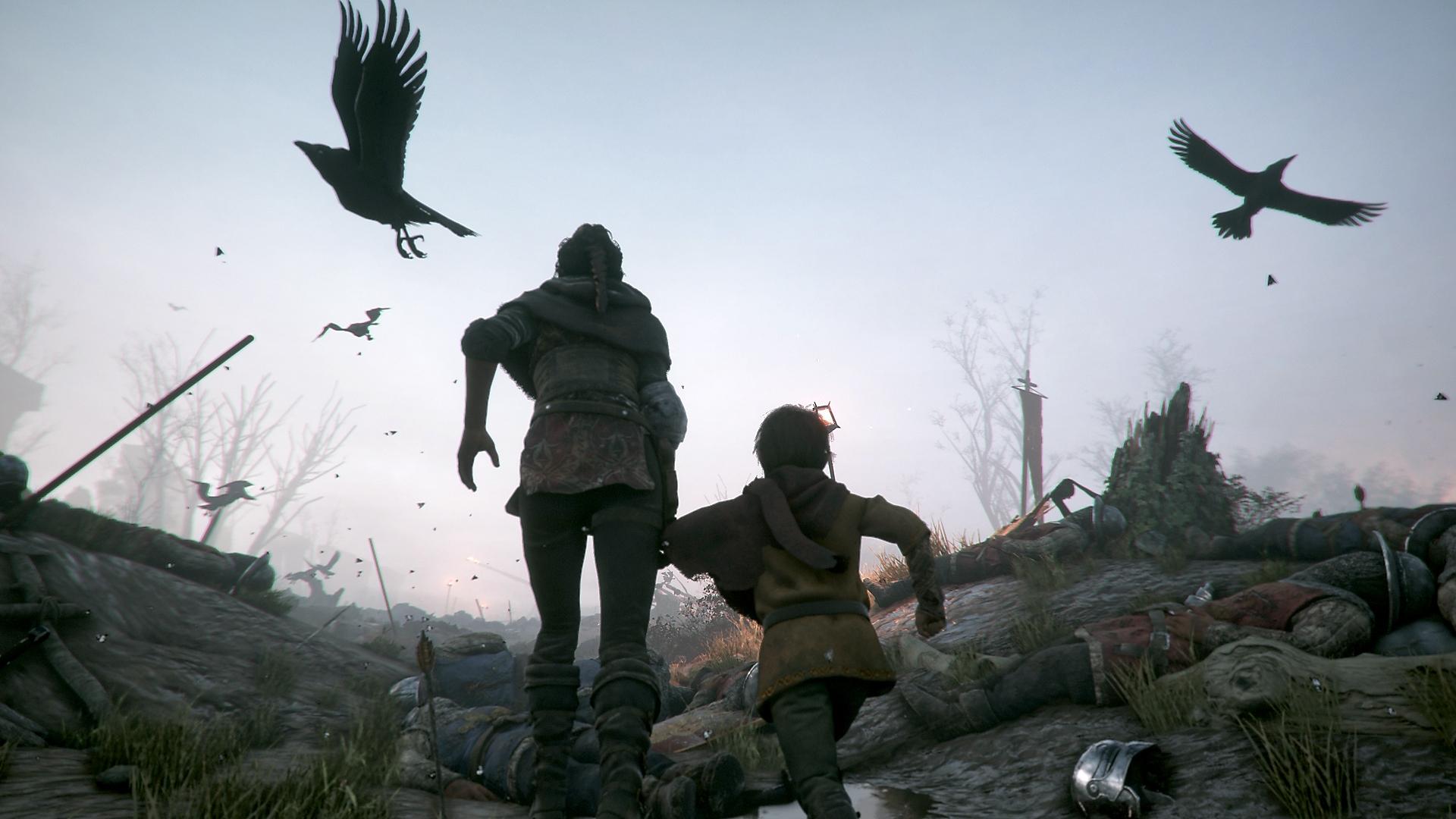 A Plague Tale: Innocence ekran görüntüsü