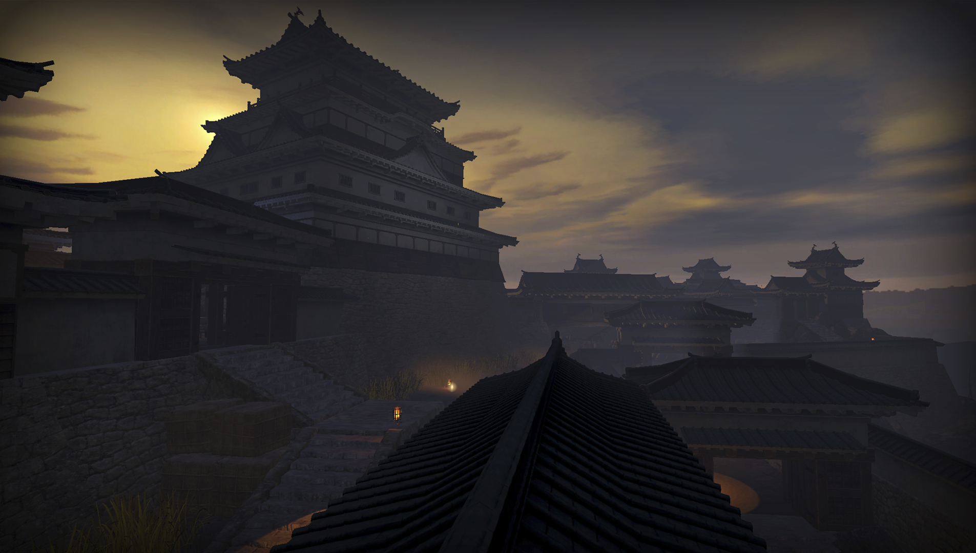 لقطة شاشة الكشف عن لعبة Arashi
