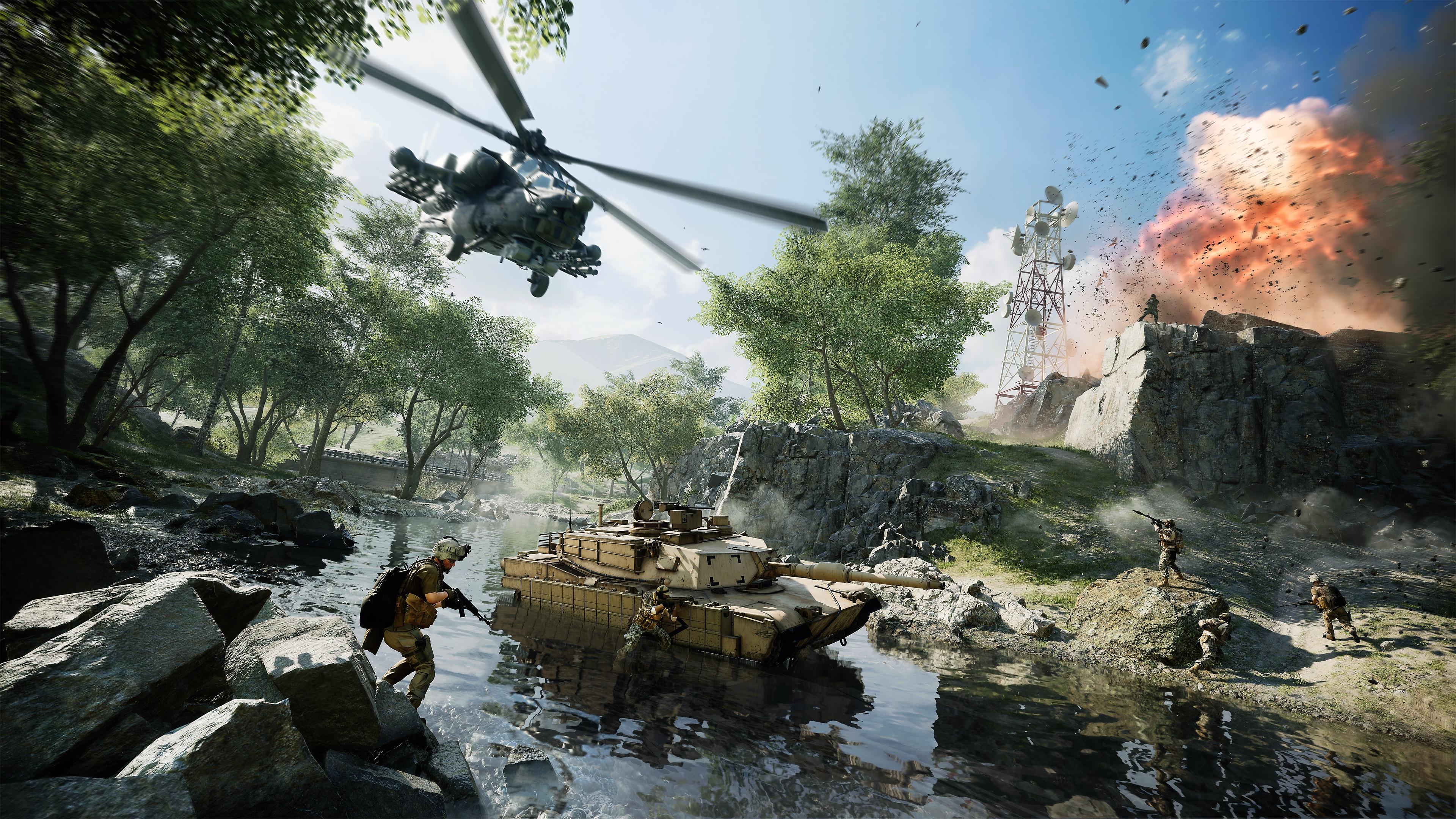 Battlefield Portal - Vidéo montage de l'arsenal
