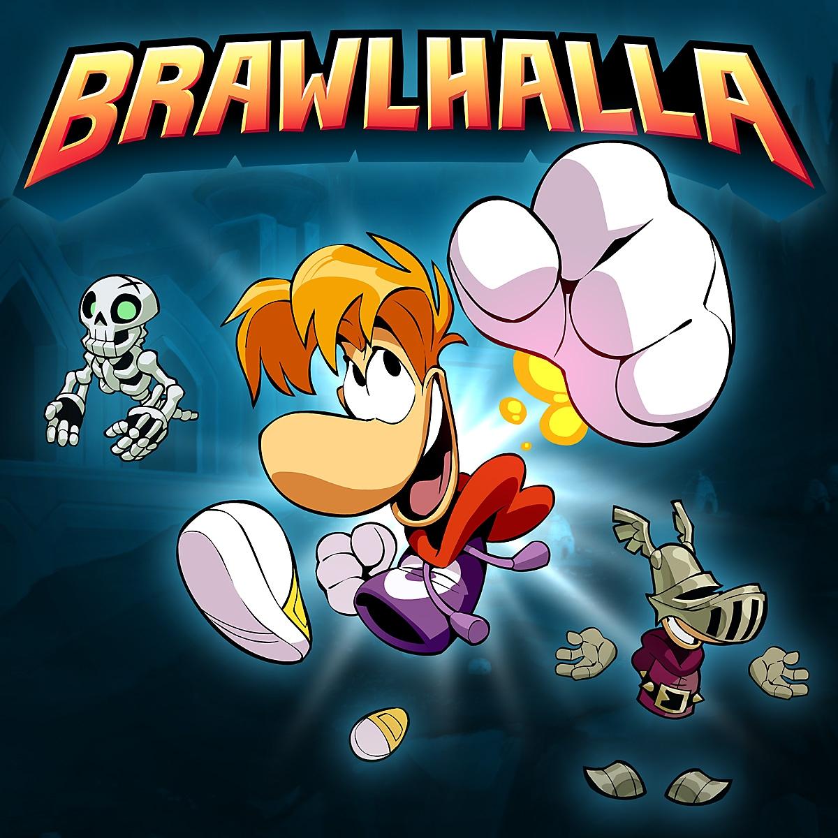 Brawlhalla Play at Home