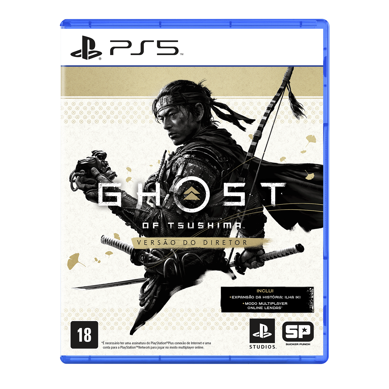 Ghost of Tsushima Versão do Diretor PS5