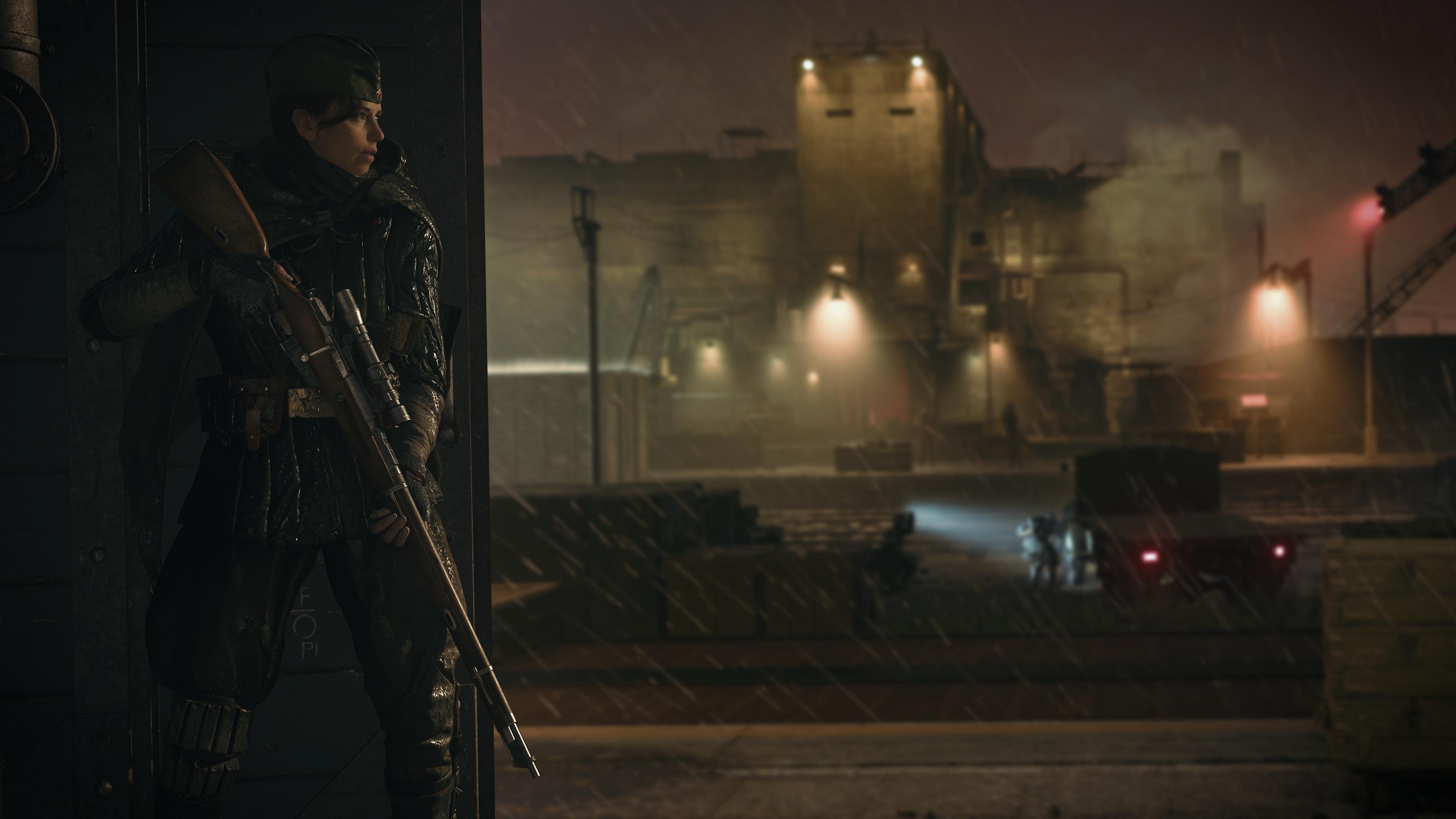 Captura de pantalla de Call of Duty Vanguard