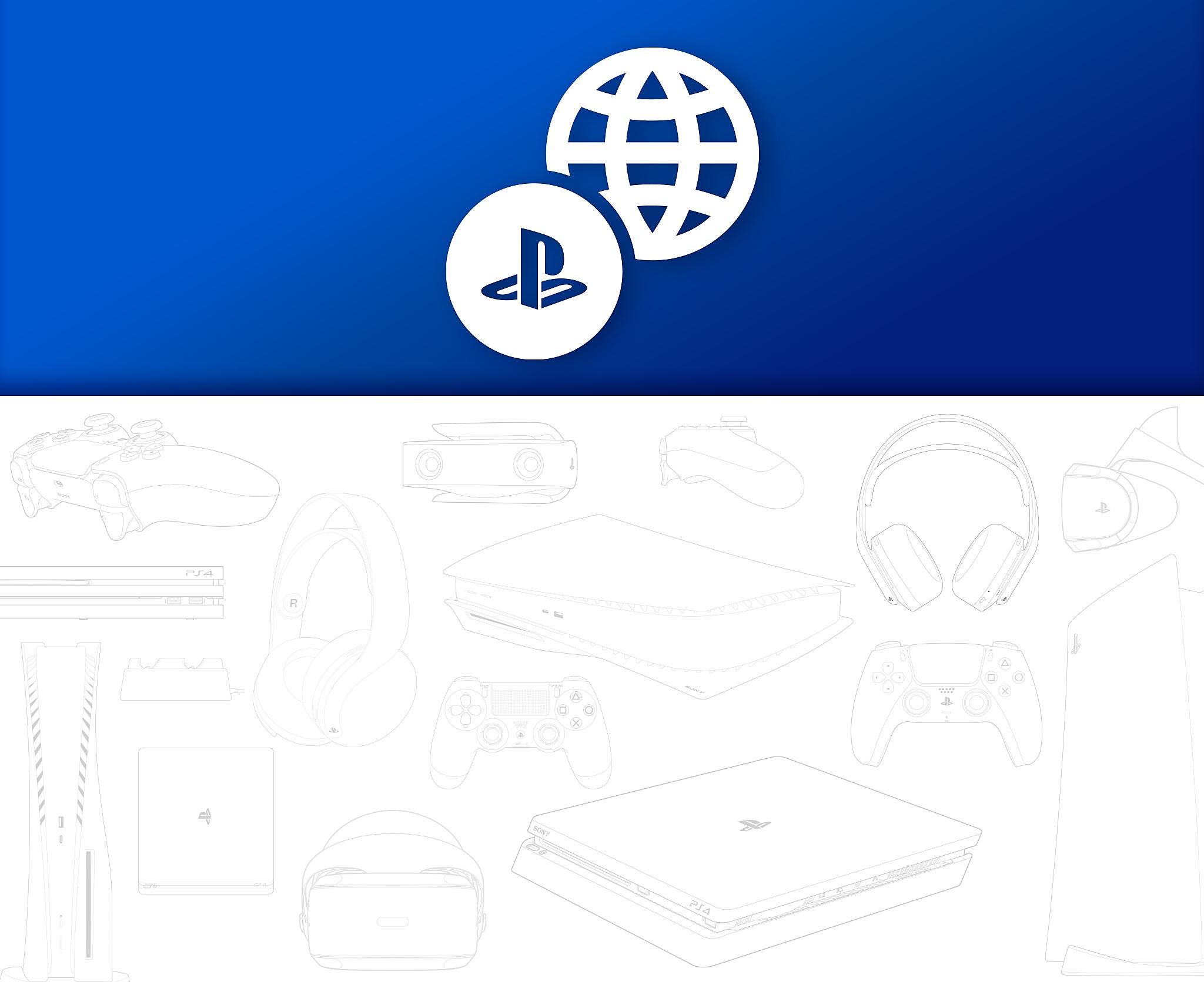 Pessoas a utilizar produtos PlayStation