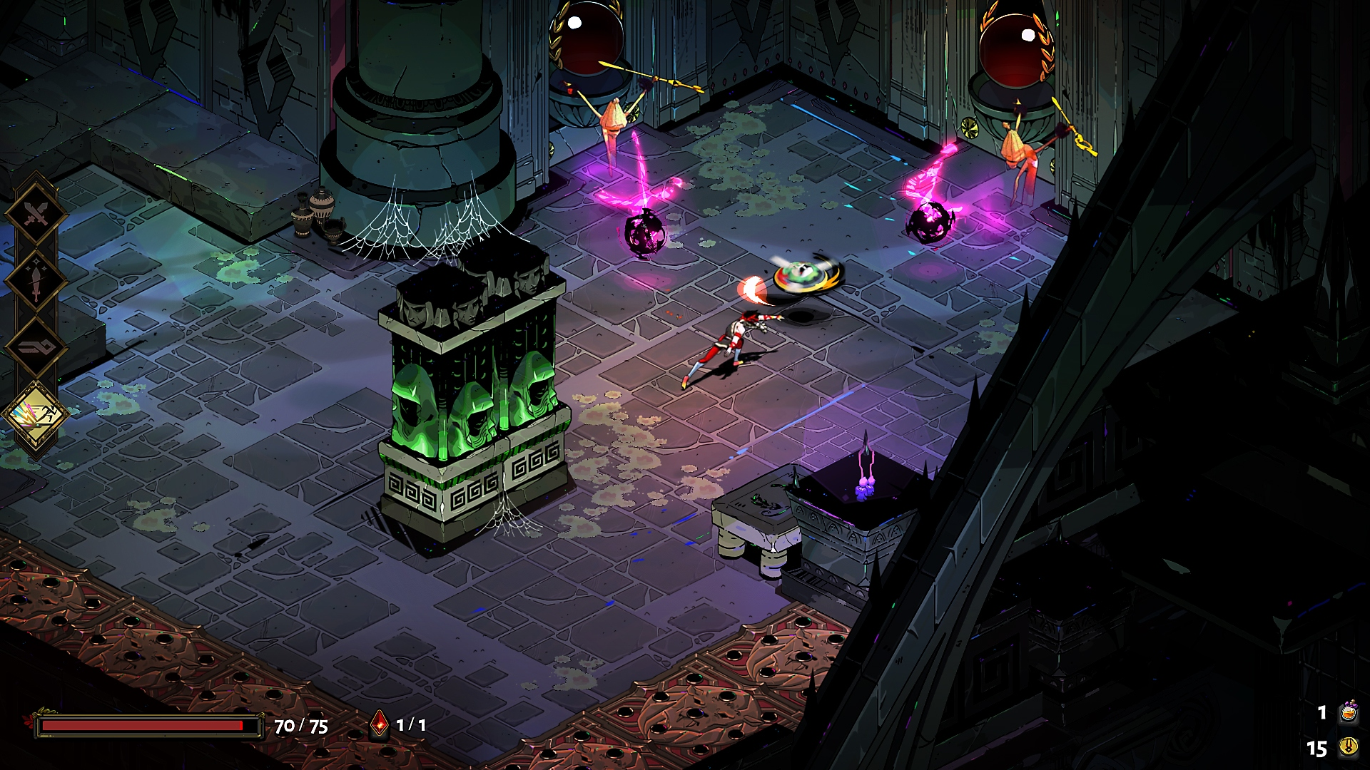 لقطة شاشة Hades