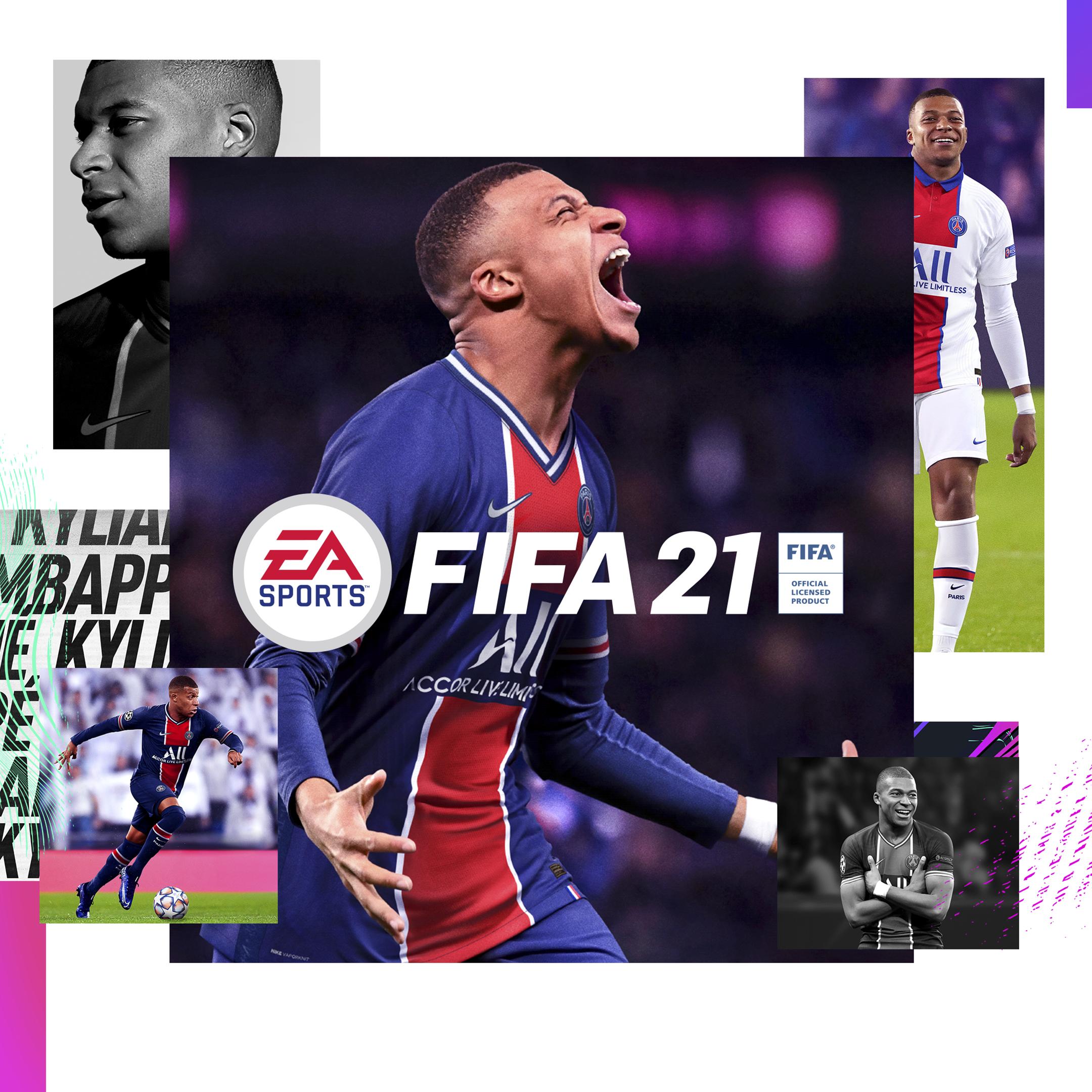 EA Sports FIFA 21 thumbnail