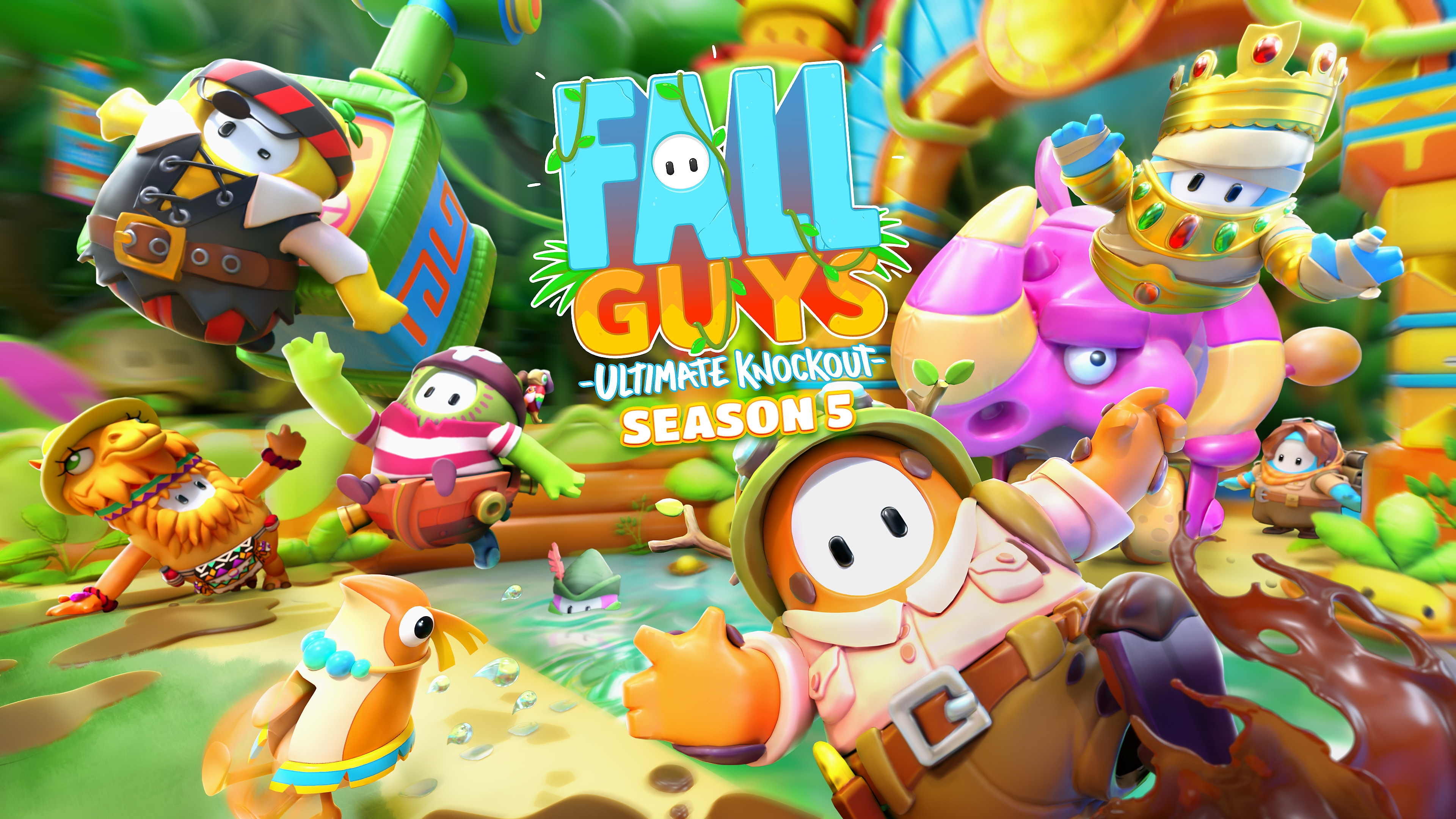 Fall Guys Season 5 artwork
