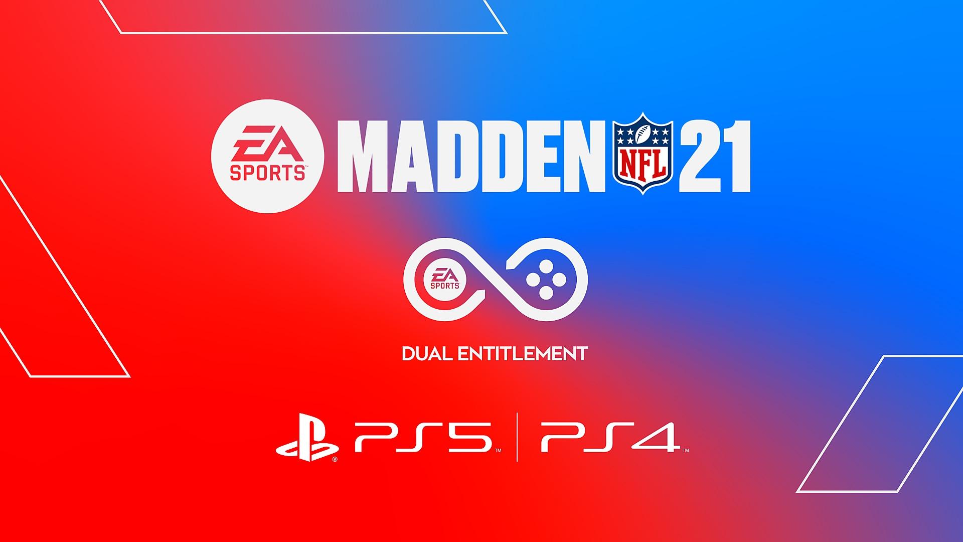 Madden NFL 21 - Dual entitlement image
