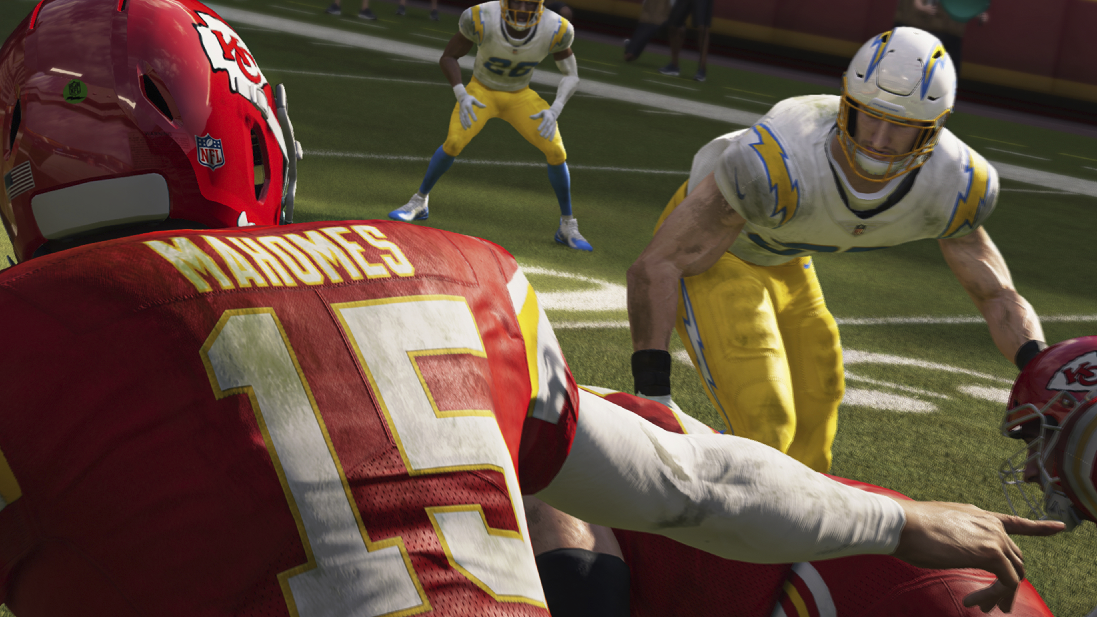 Madden NFL 21 key feature