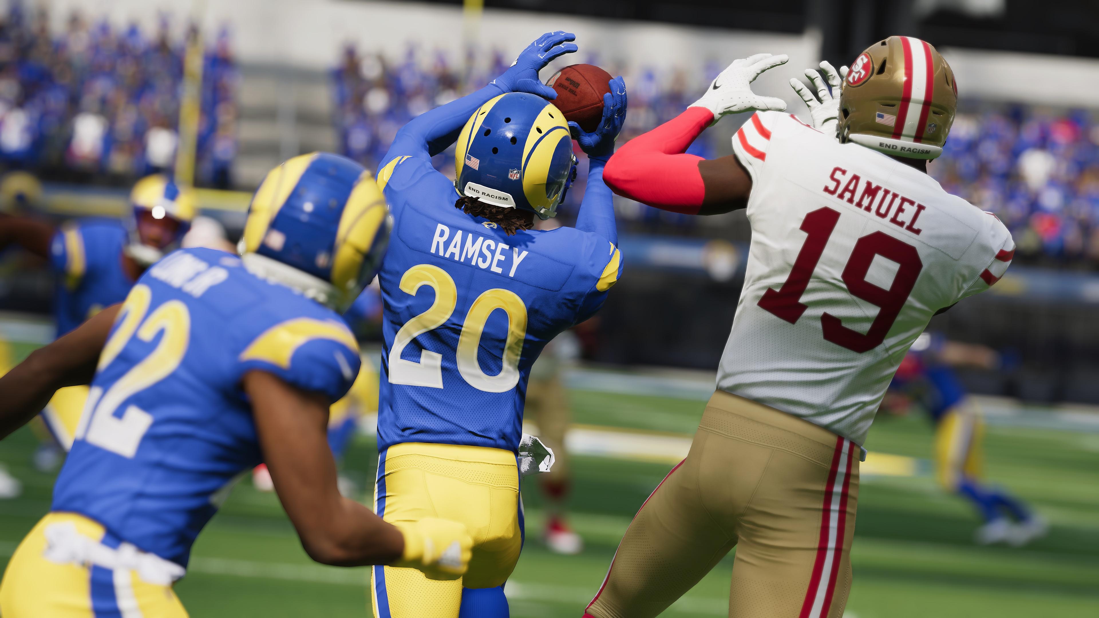 Madden NFL 22 screenshot 2