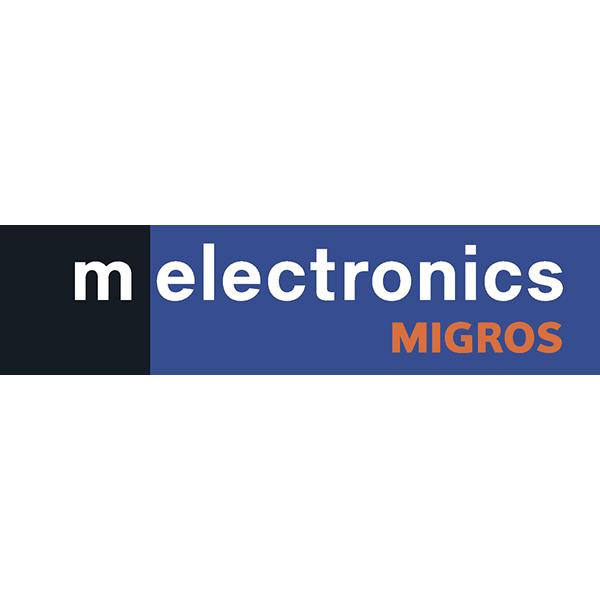 m electronics Logo