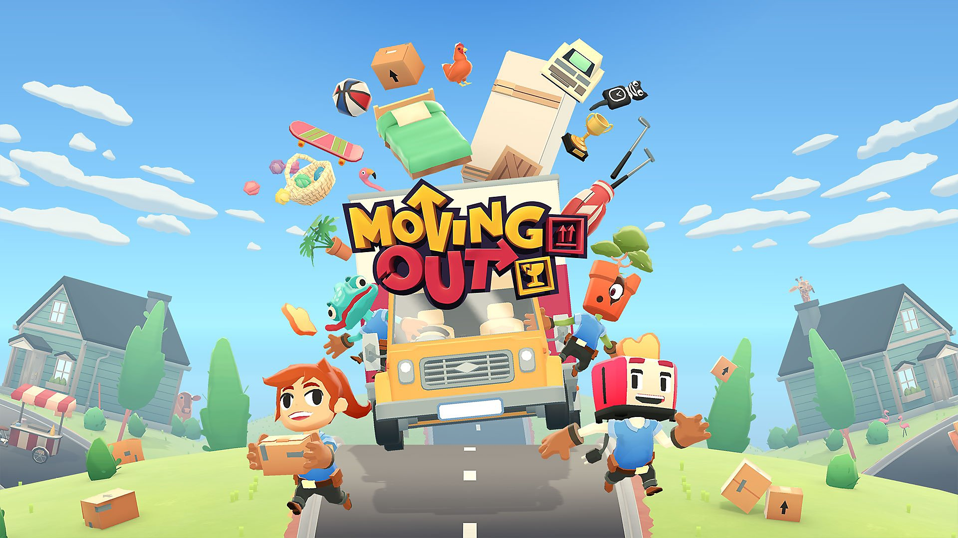 Moving Out - Launch Trailer | PS4