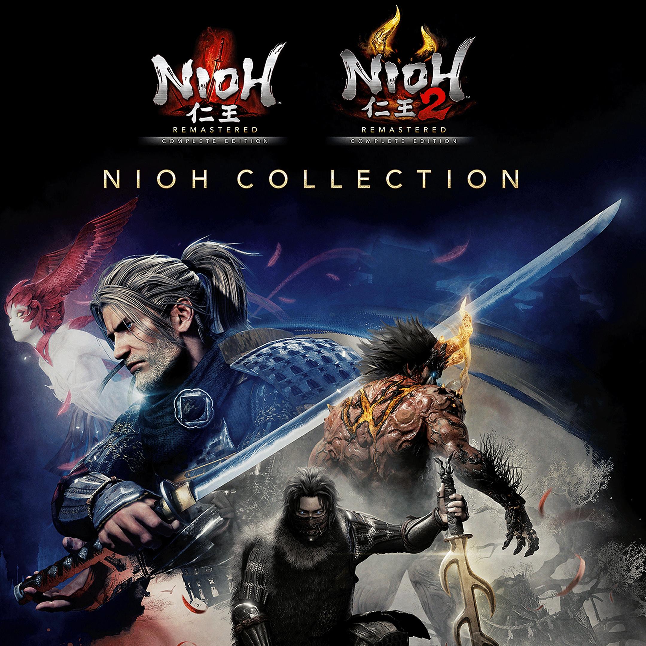 Semana do Gamer 2021 Oferta Coleção de Nioh