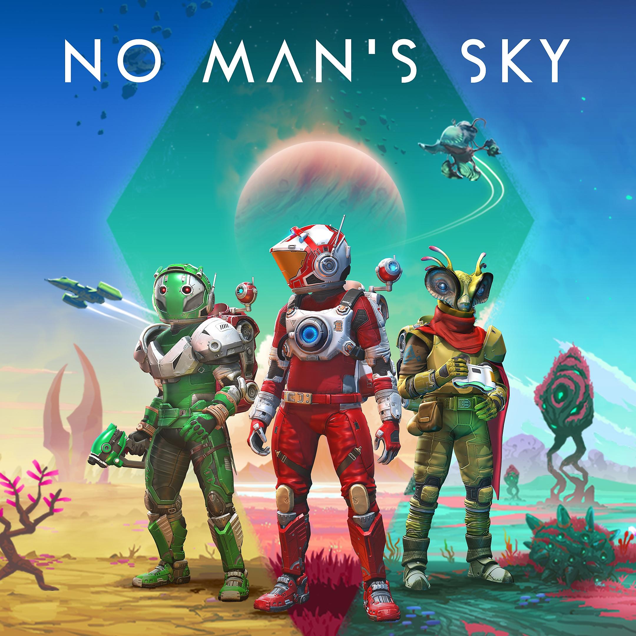 No Man's Sky sličica