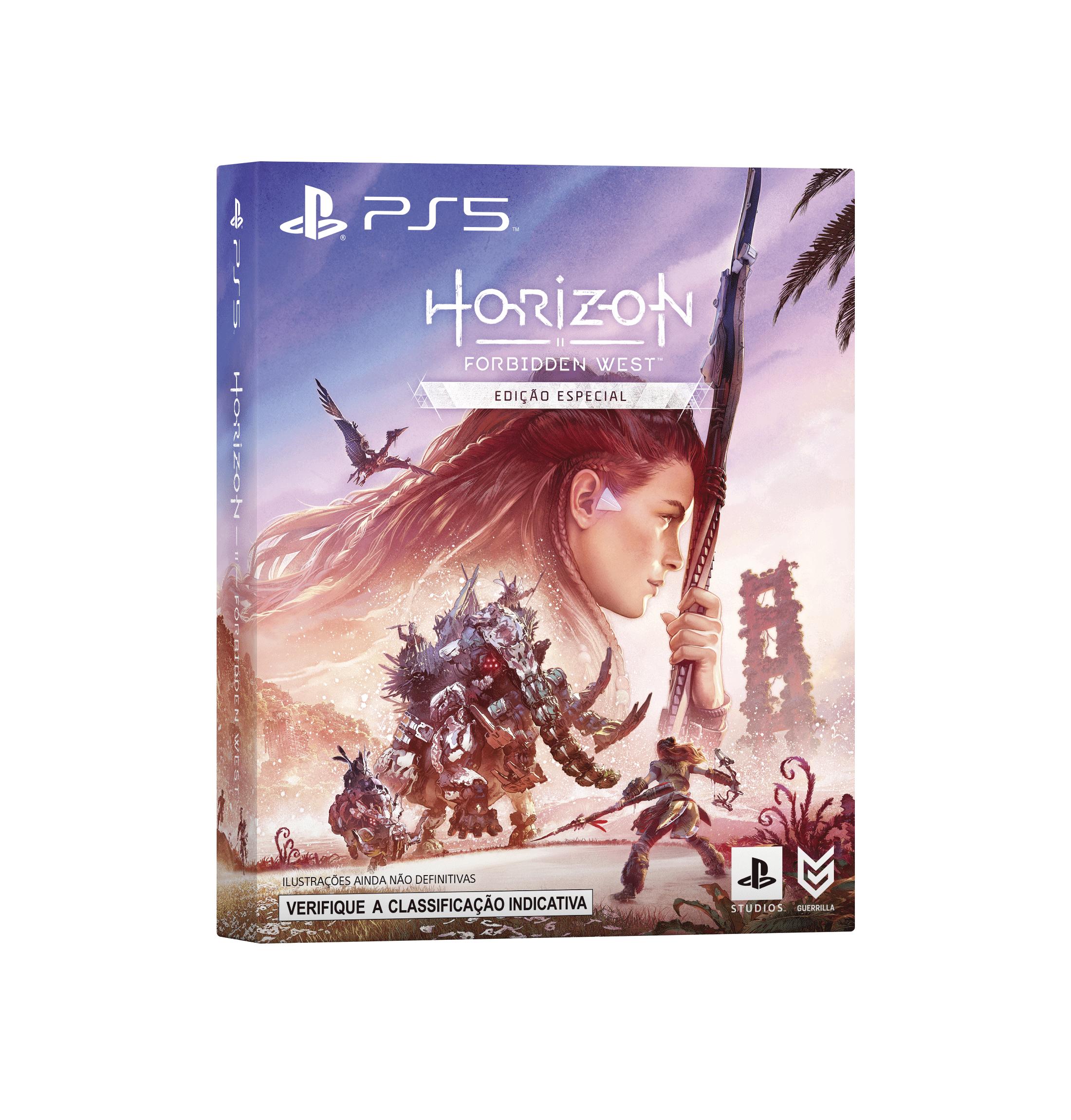 horizon forbidden west special edition ps5