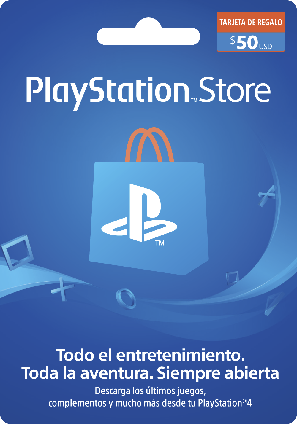 PlayStation Store 50 USD