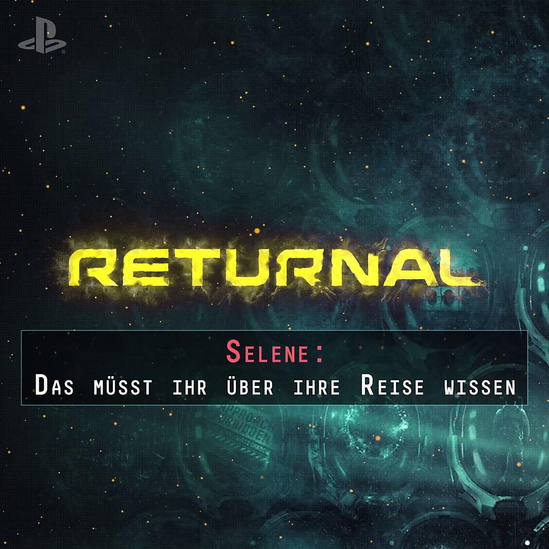 Returnal: Lernt Selene kennen