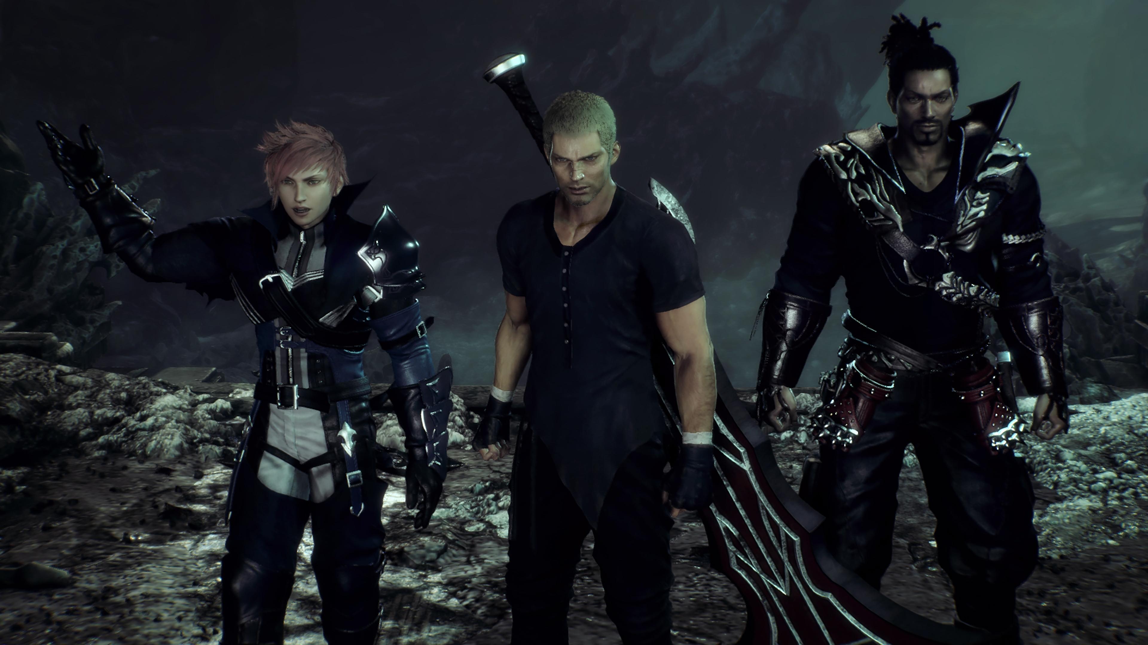 Stranger of Paradise: Final Fantasy Origin - Uitgebreide aanpassing van personages screenshot