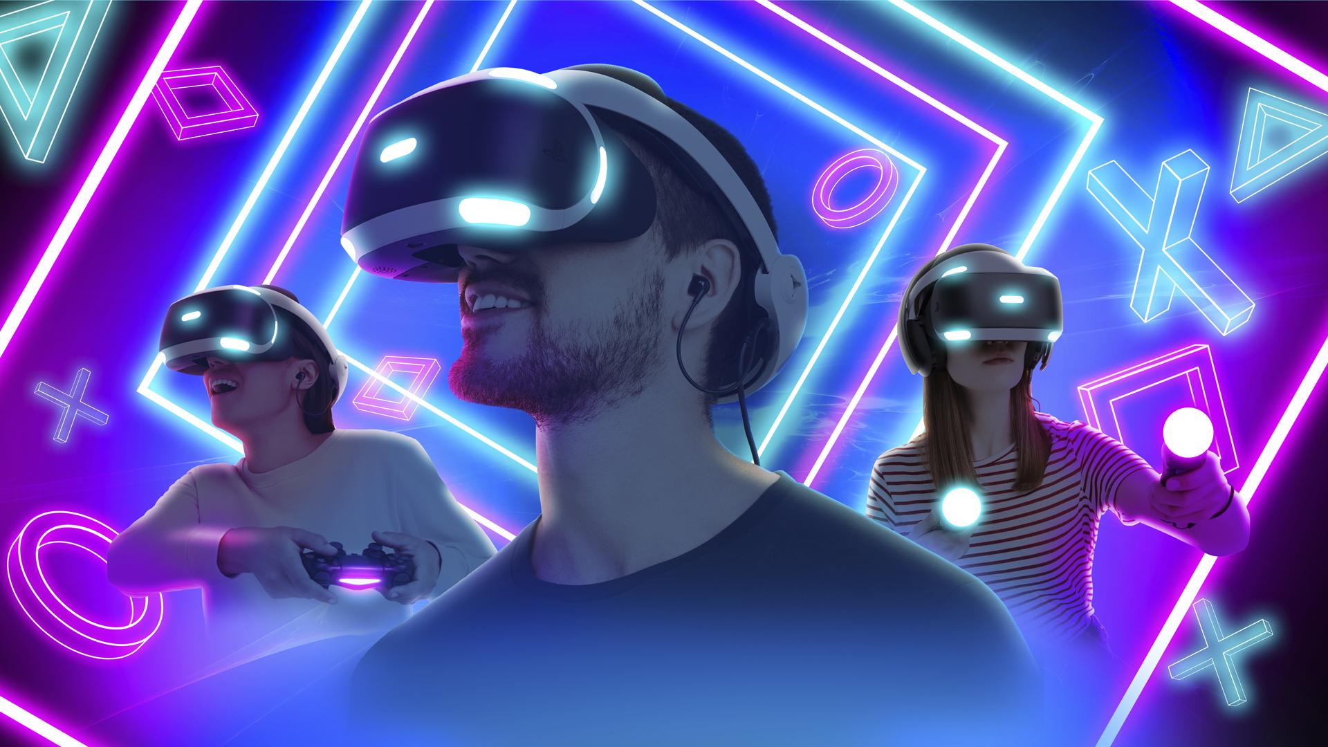 VR spotlight