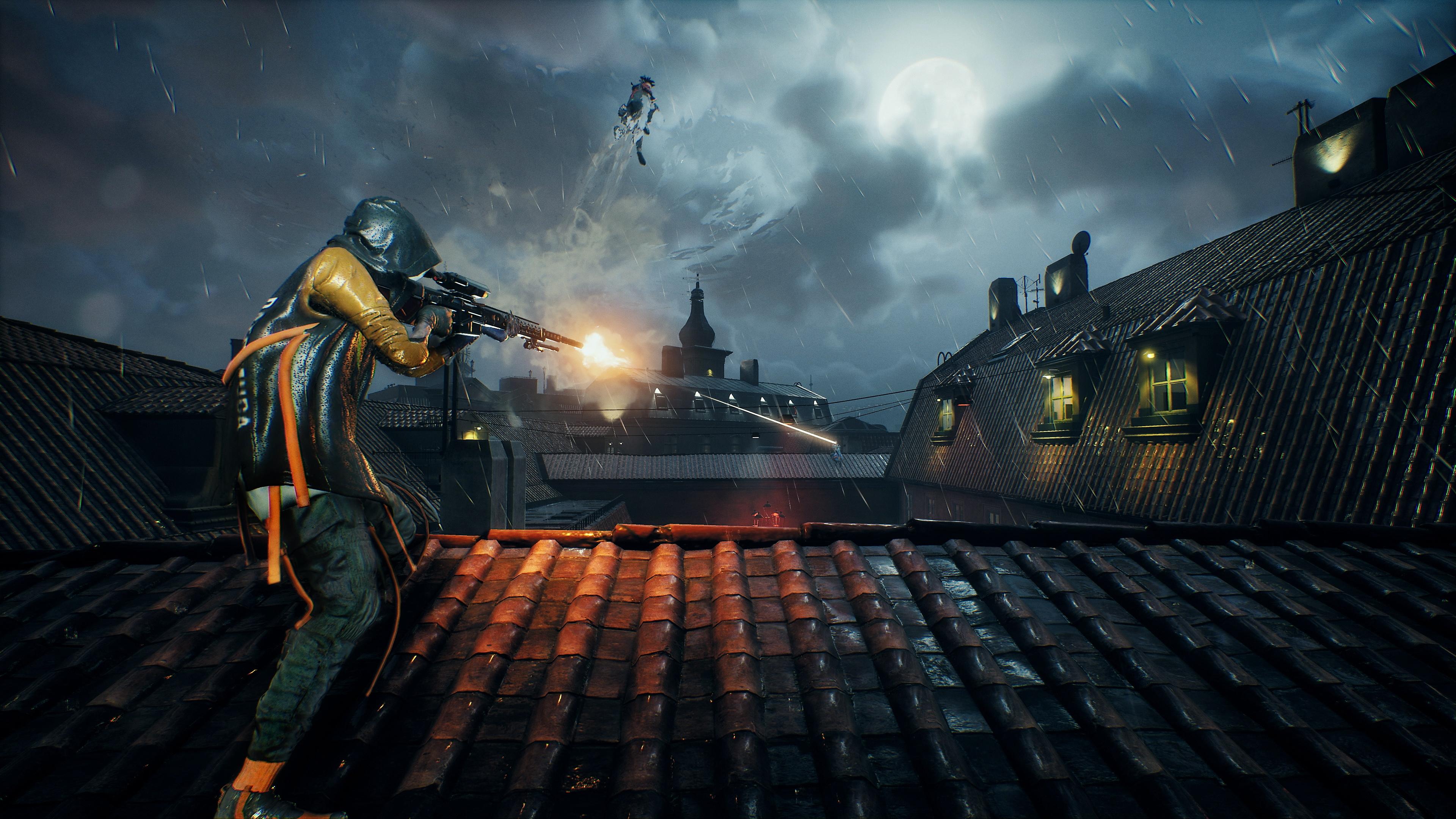 Vampire the Masquerade - Bloodhunt screenshot