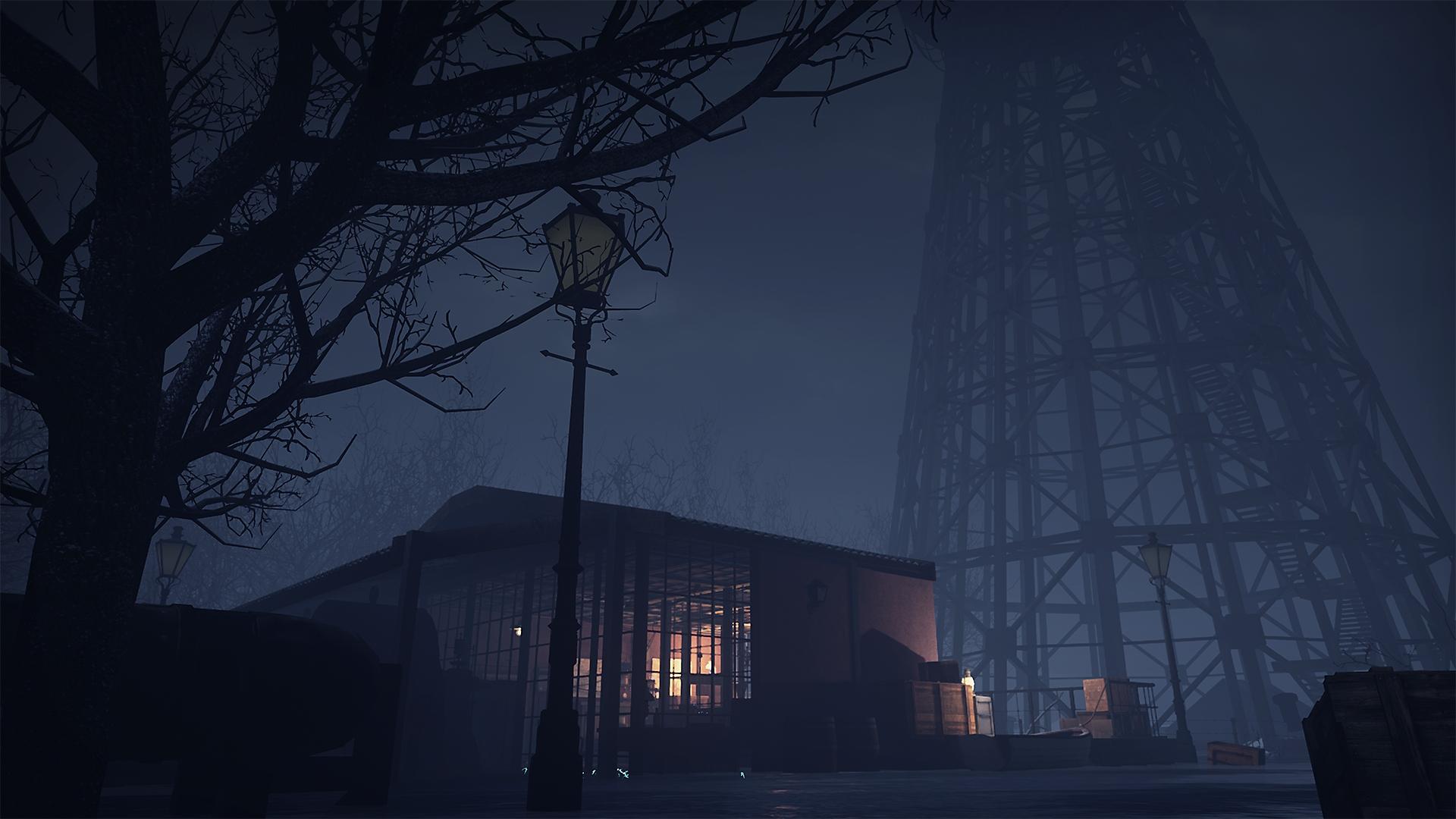 Wanderer screenshot PS5, PS4, VR