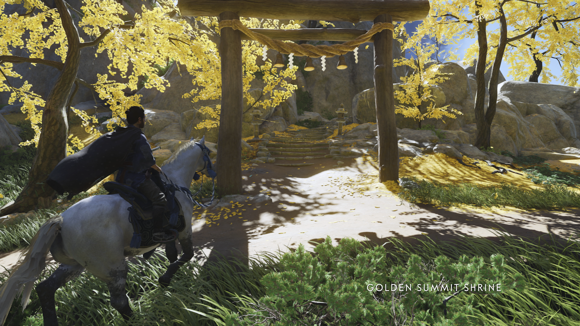 Ghost of Tsushima - Bamboo Strike Screenshot