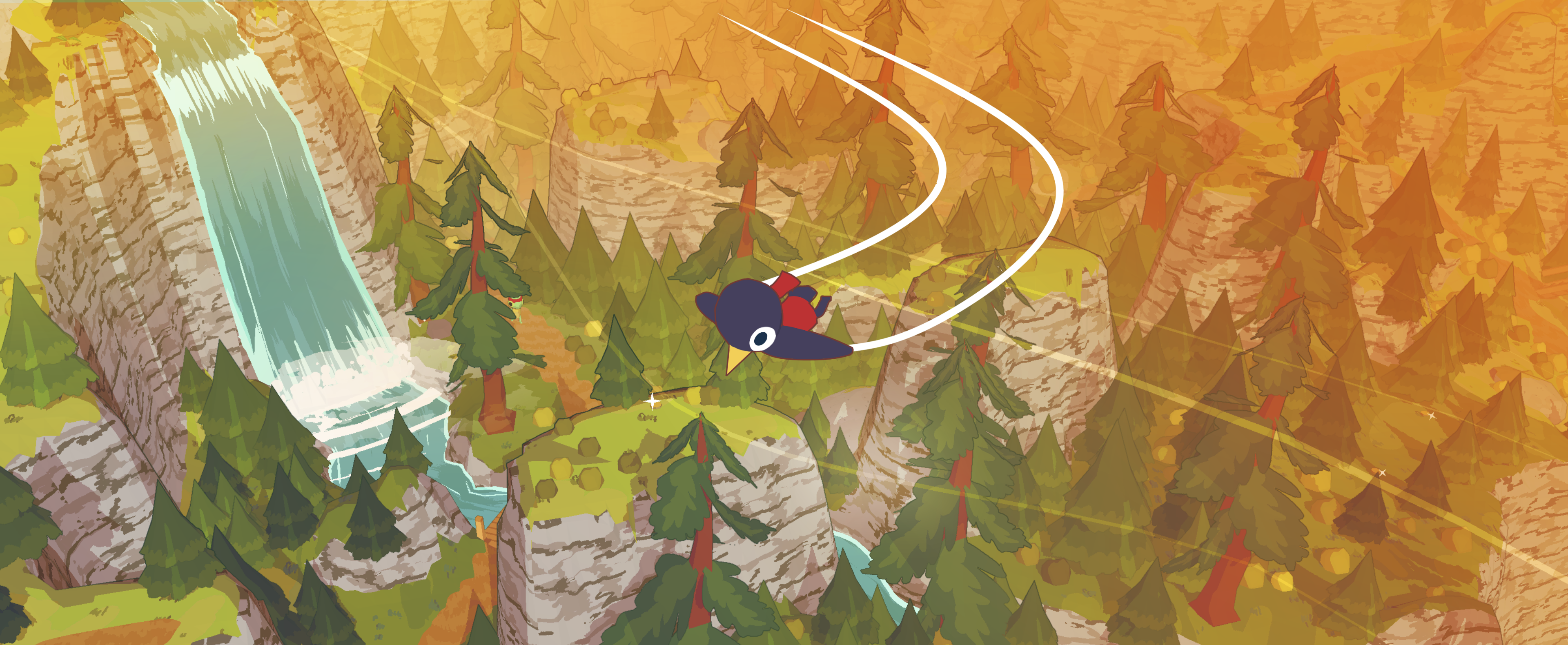 A Short Hike screenshot