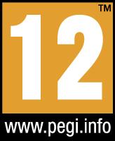 PEGI 12 icon