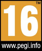 PEGI 16 icon