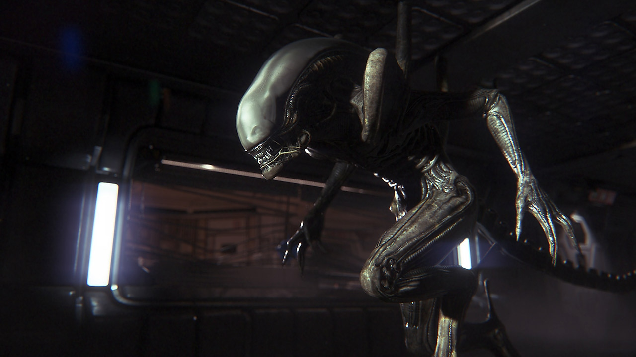 Alien: Isolation Official Announcement Gameplay Trailer - Transmission