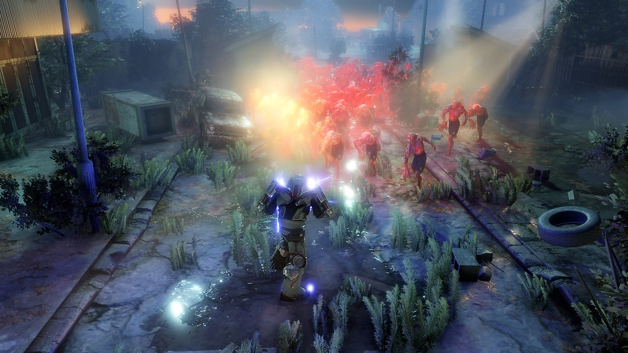 Alienation – najava igre | PS4
