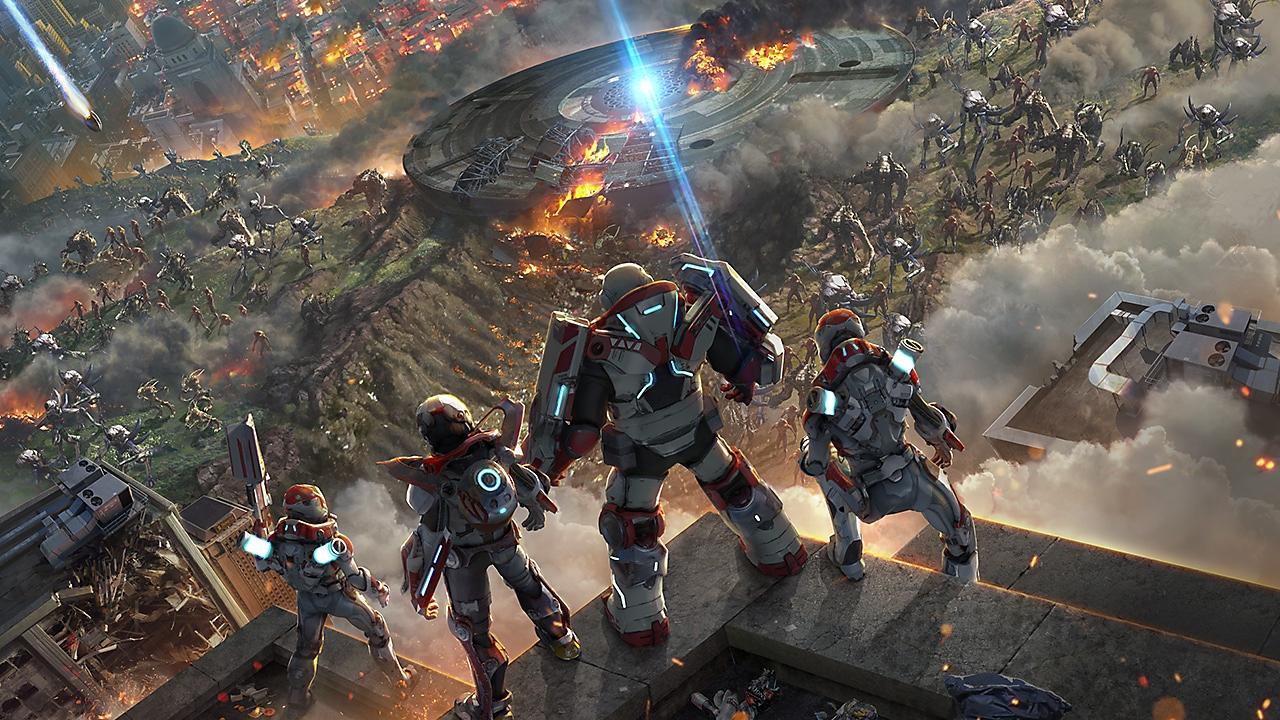 Alienation Announce Trailer   PS4