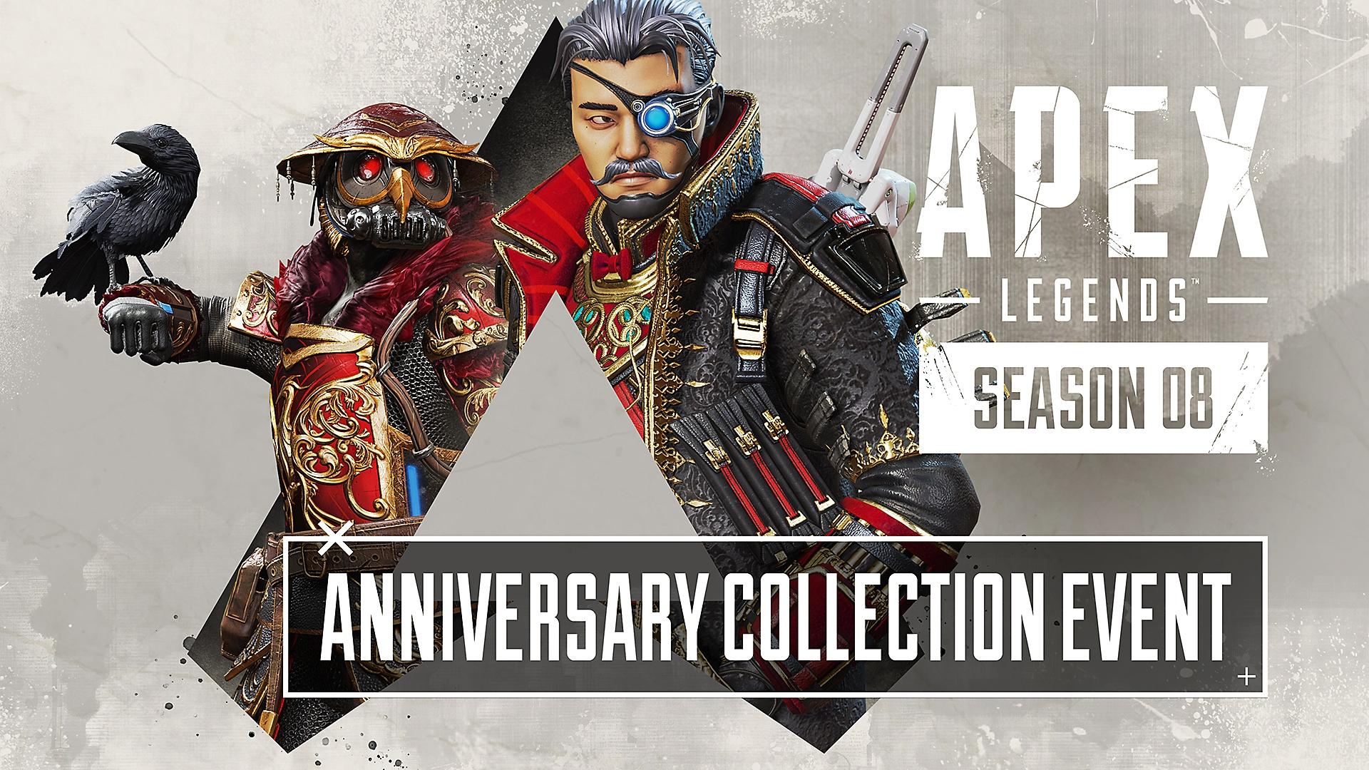 Apex Legend - İkinci Yıl Dönümü Koleksiyon Etkinliği fragmanı