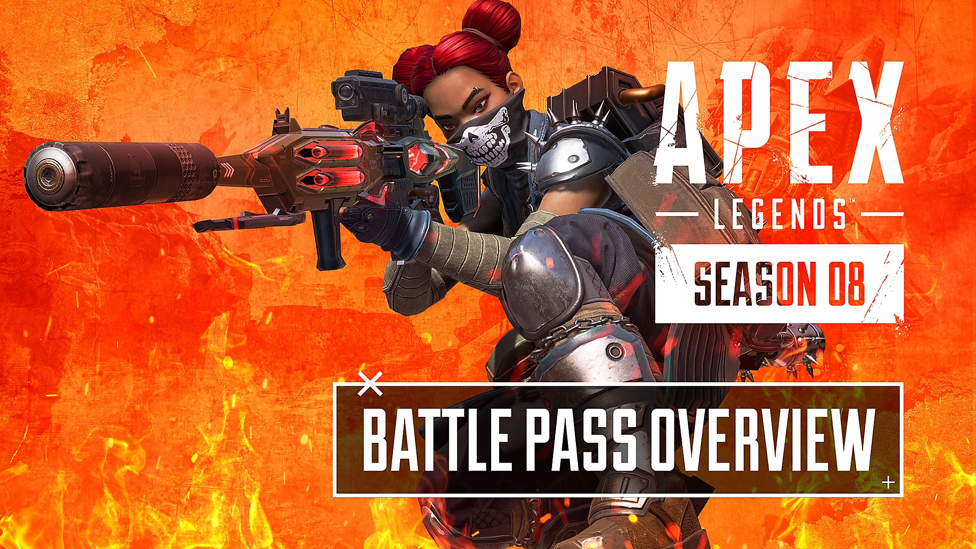 Apex Legends - Season 8 Battle Pass overview trailer