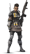 APEX Legends - Bangalore Character Art