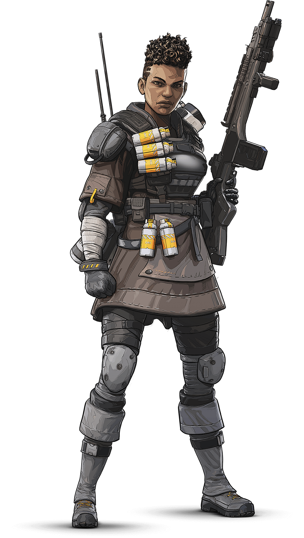 APEX Legends - Bangalore Arte del personaje