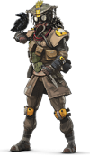 APEX Legends - Bloodhound Character Art