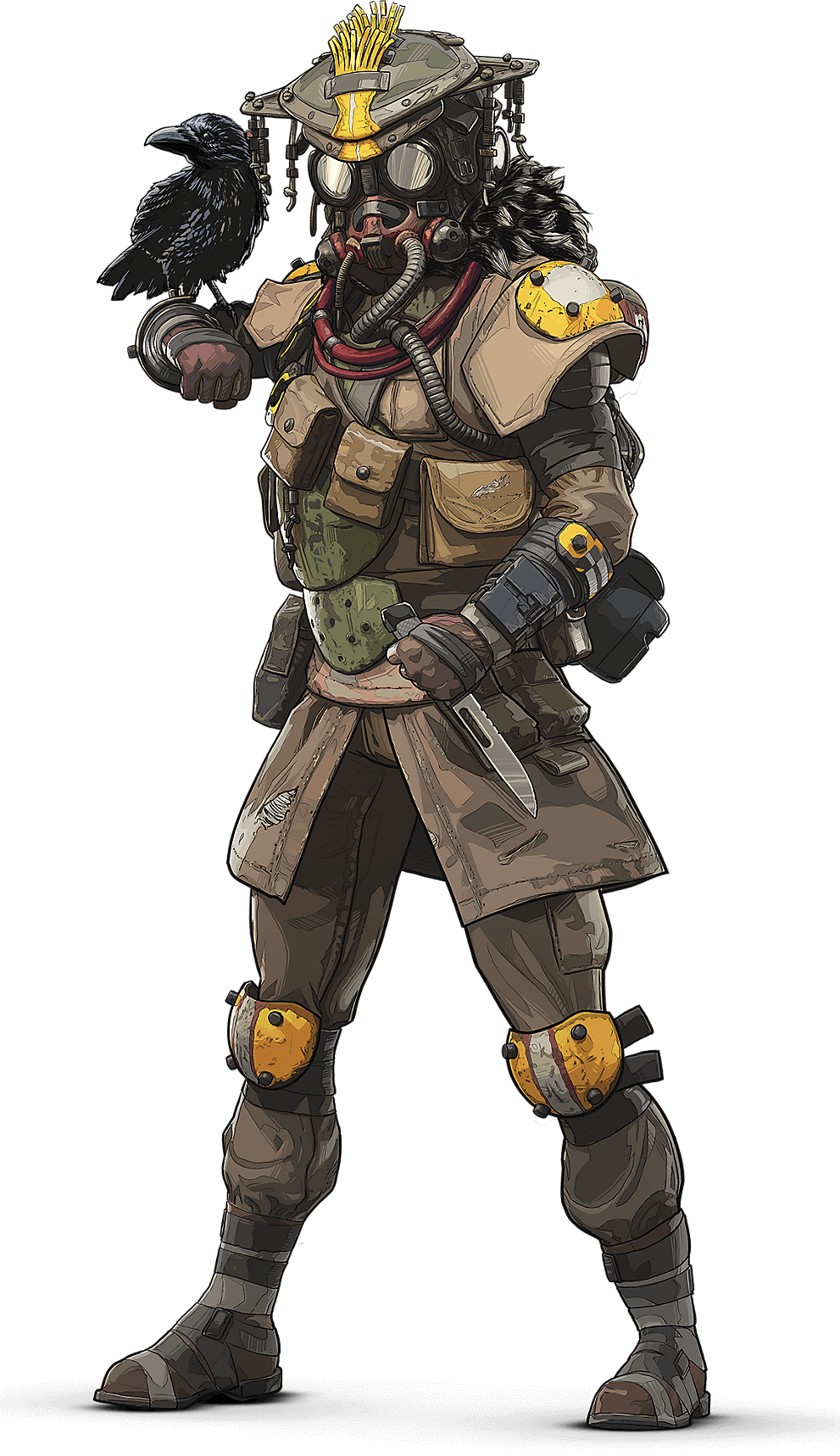 APEX Legends - Bloodhound Arte del personaje