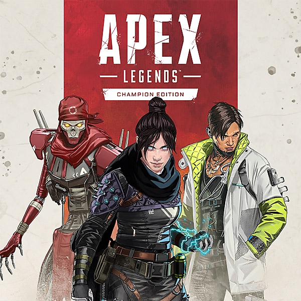 Apex Legends: Arte de la Champion Edition