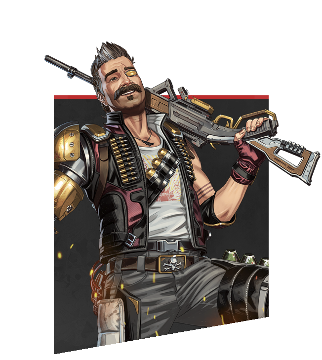 Apex Legends - FuseCharacter Portrait