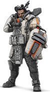 APEX Legends - Gibraltar Character Art