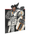 Apex Legends - Gibraltar Character Portrait