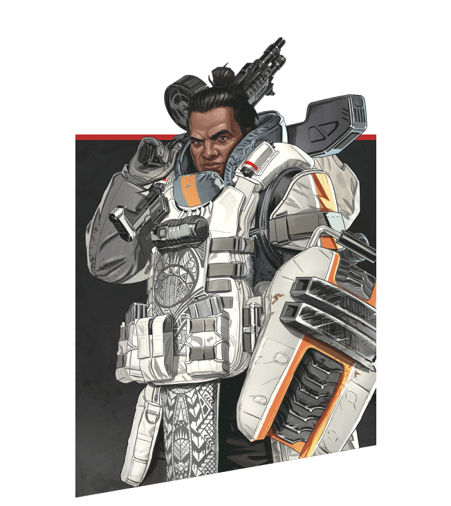 Apex Legends - Retrato de Gibraltar