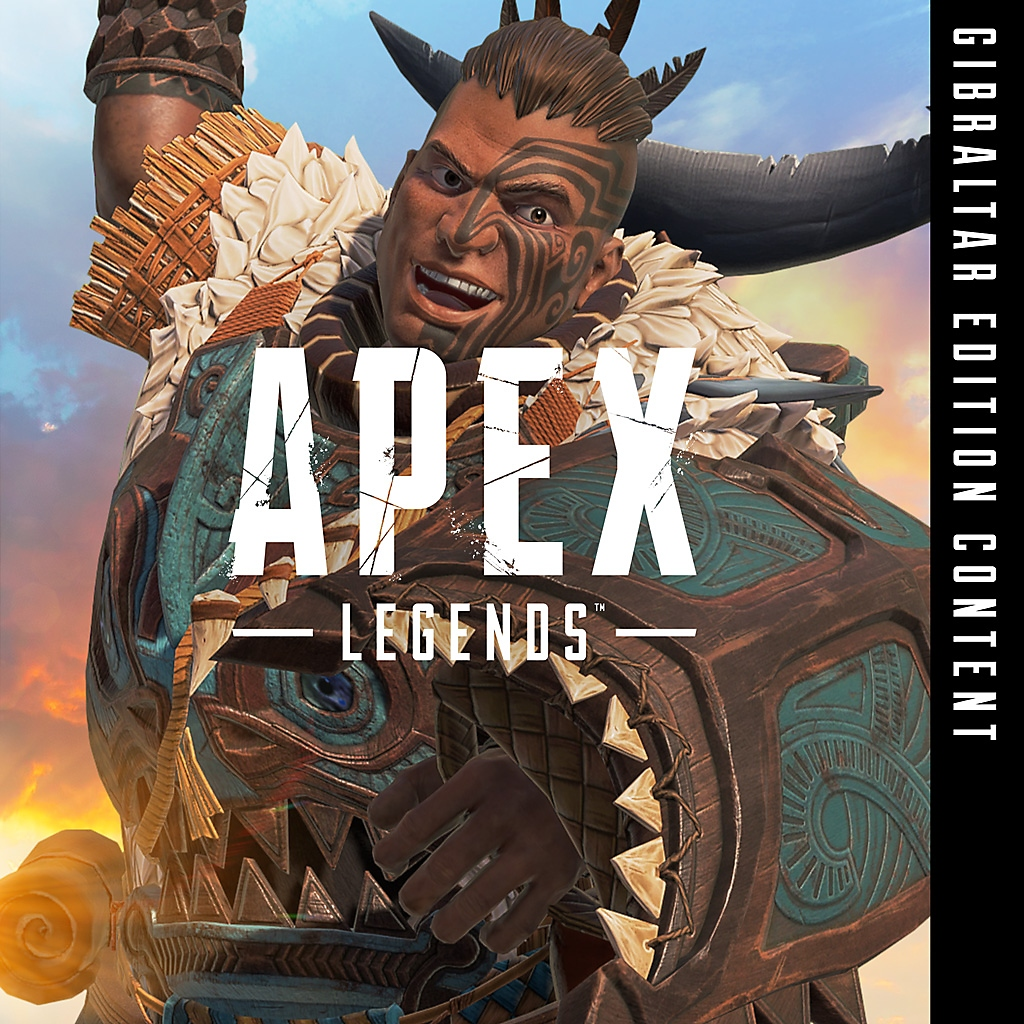 Apex Legends - Gibraltar Edition content