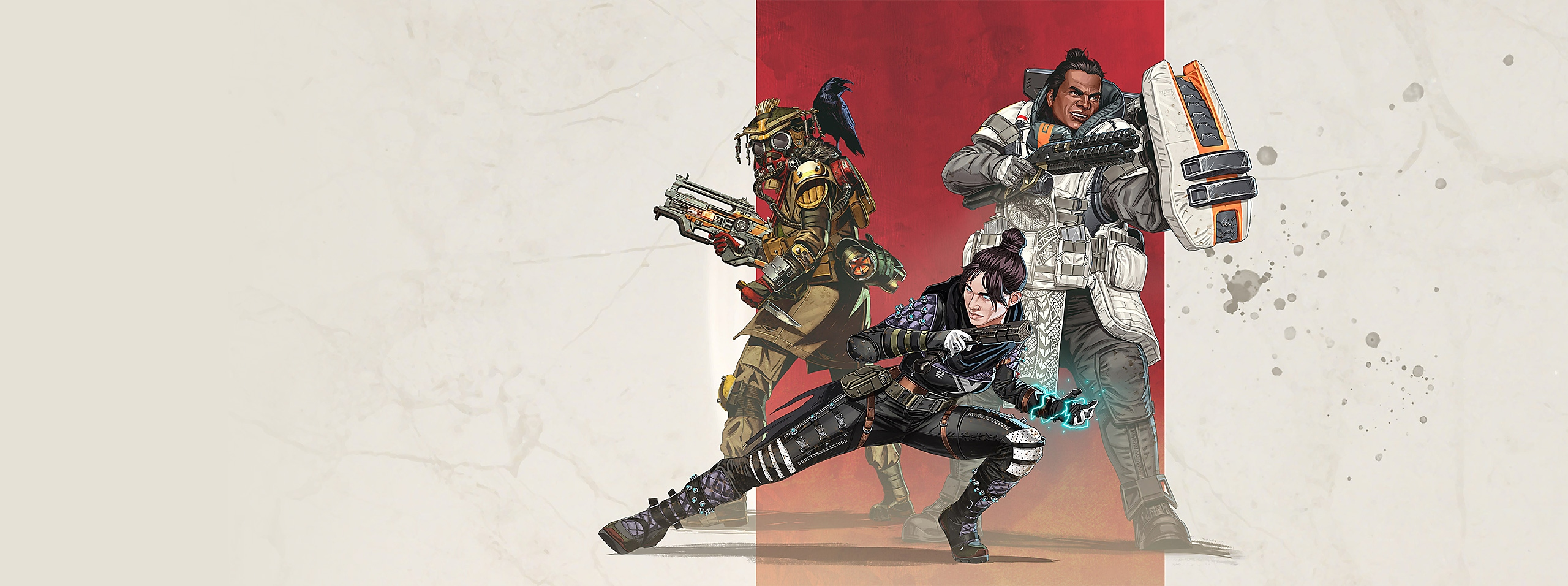 APEX Legends - Arte clave