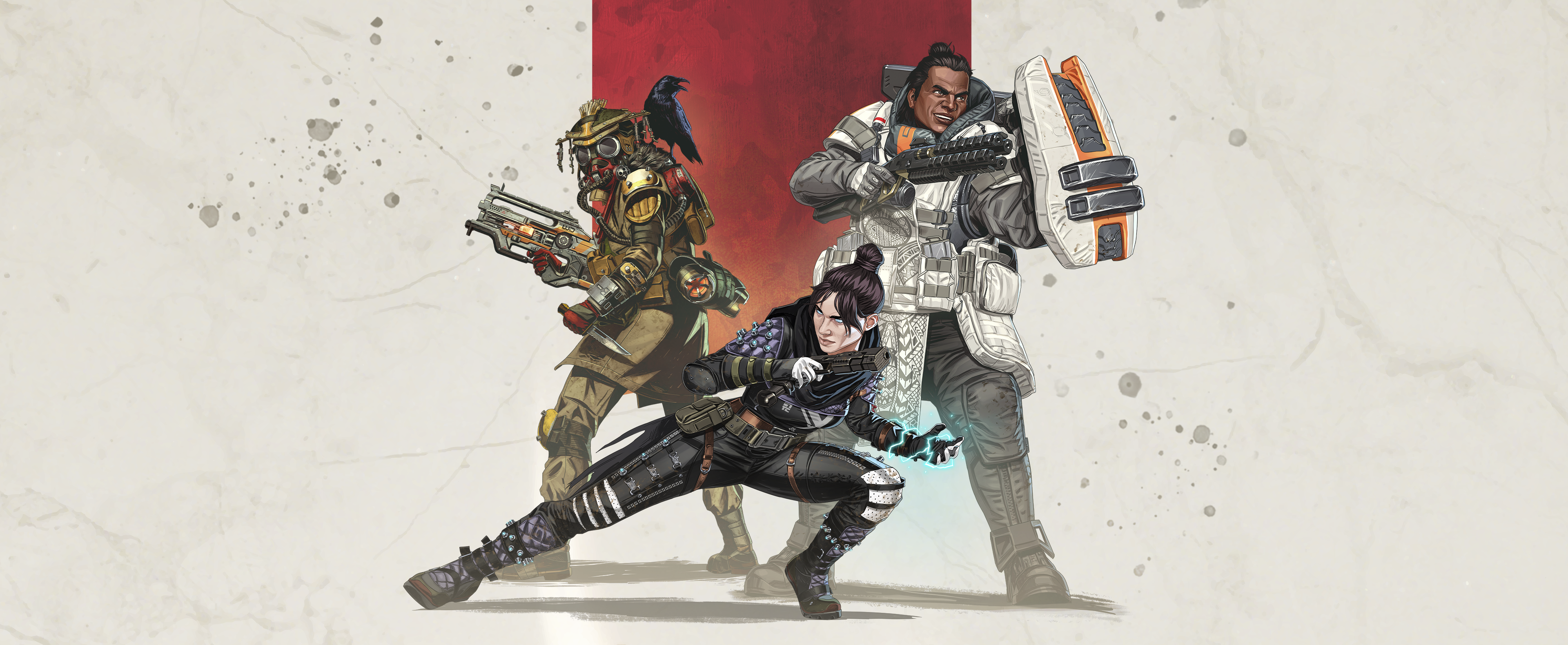 APEX Legends - Key Art