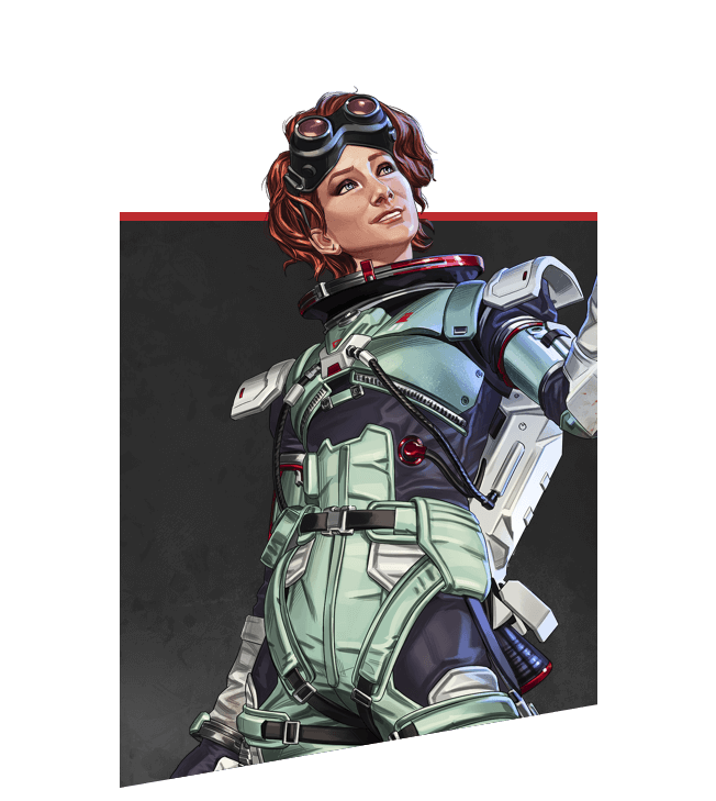 Apex Legends - Horizon Character Portrait