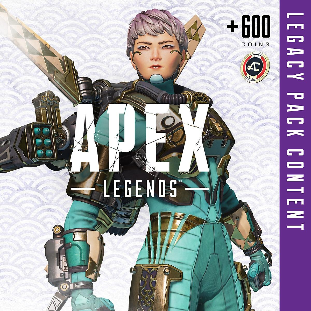 Apex Legends - Legacy Pack Content