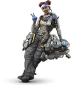 Apex Legends - Lifeline umetnost lika